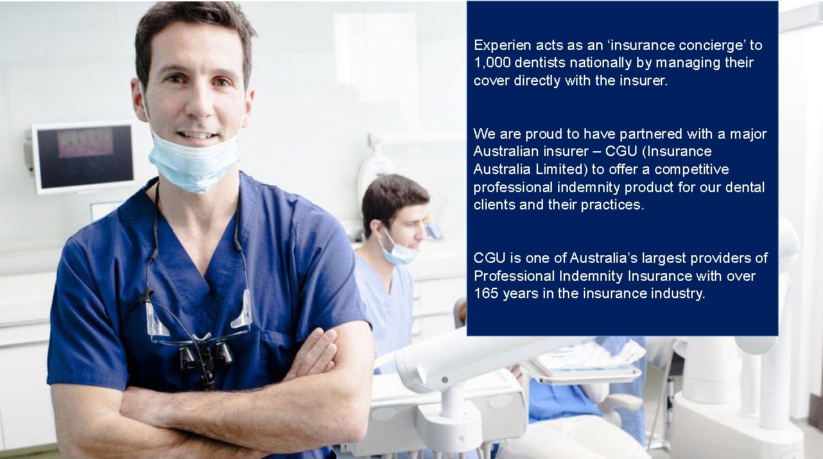 Dental Professional Indemnity Insurance - Experien Insurance